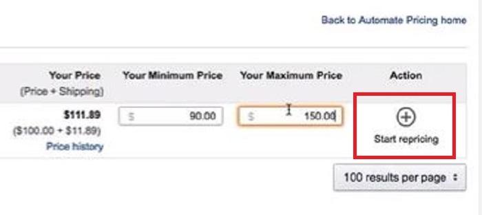 Auto pricing(3)