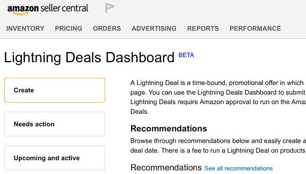 Lightning deal(2)