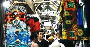 バンコク卸売り5大市場巡り(講師レクチャー付き)